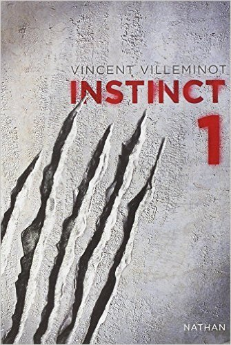 Instinct tome 1 couverture